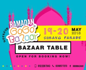 19 May 2018 - 20 May 2018 (Subang Parade Shopping Centre)