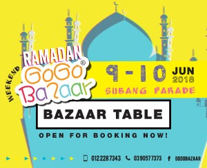 09 June 2018 - 10 June 2018 (Subang Parade Shopping Centre)