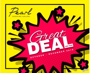 PEARL SHOPPING GALLERY BAZAAR PROMOTIONS