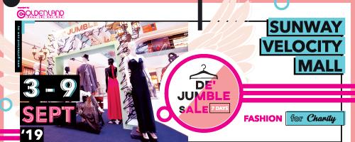De' Jumble Sale